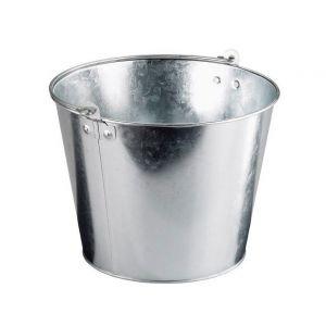 Wiadro do lodu COOLER fi 23/17 cm x h 18 cm ocynkowana stal