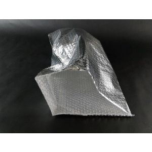 Bag from bubble wrap B2 390/420mm + metallization op.100pcs.