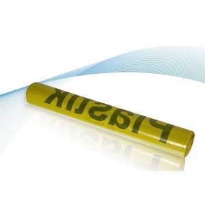 Worki na odp.LDPE 240l S żółte op.10szt