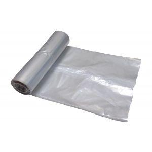 Worki na odpady bezbarwne 120l (10szt. na rolce)