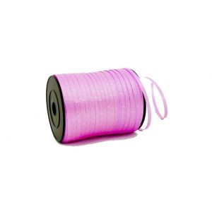 "Wstążka 5mm 500yd pastelowa różowa ""Serca"""