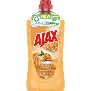 AJAX płyn 1l  migdał (k/12) uniwersalny, do podłogi