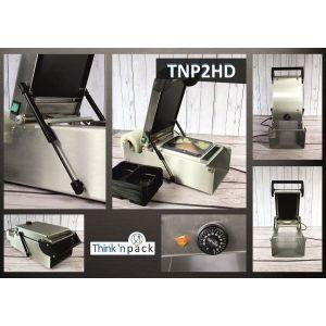 Zgrzewarka tacek TnP 2HD BEZ RAMKI do PP, APET, CPET