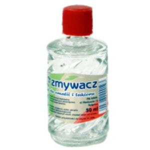 Zmywacz do emalii i lakieru 50ml