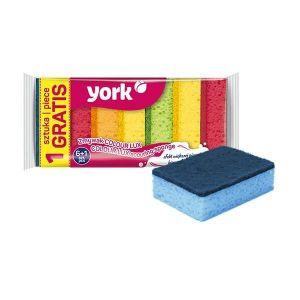Zmywak kuchenny Color Lux YORK 6+1szt.