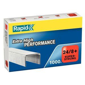 Zszywki 24/8 RAPID STRONG op.1000szt. 24860100 (k/5)