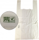 Reklamówki biodegradowalne EKO 30/10/60 zgodnie z normą EN 13432:2002 op. 500 sztuk