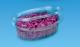 Pojemnik owalny PET do sałatek, surówek, zakąsek 145x108 op. 100 sztuk