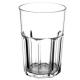 LONG LiFE szklanka RETRO 490ml, krystaliczna, śr.9xh.13cm, nietłukąca wykonana z poliwęglanu op. 12 sztuk