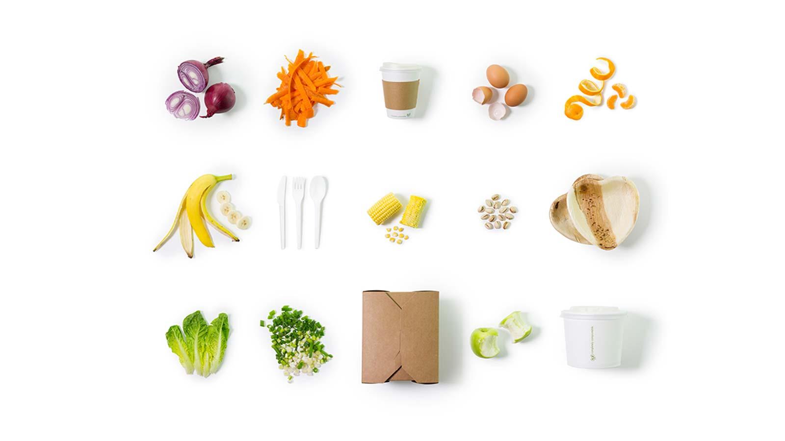 Co zrobić z biodegradowalnym naczyniem jednorazowym?