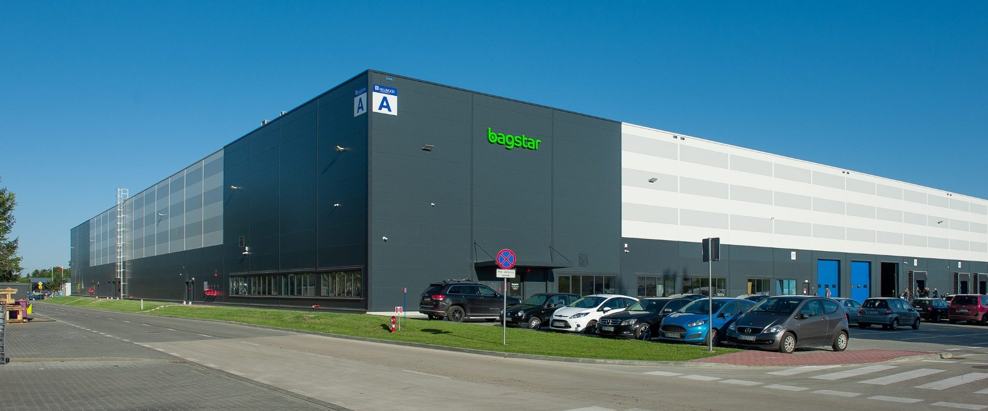 Nowa siedziba Bagstar | Opakowania